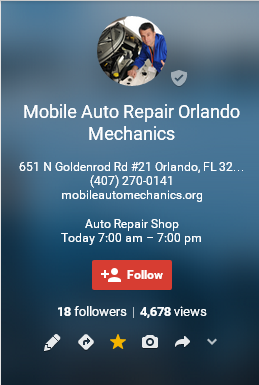Auto Mobile Mechanic