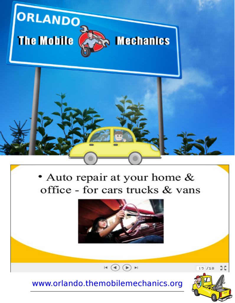 mobile mechanics Orlando